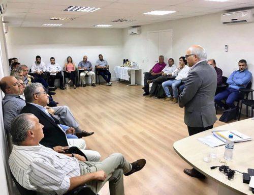ABEETRANS E ABSEV DISCUTEM O SISTEMA DE CUSTOS REFERÊNCIAS DE OBRAS
