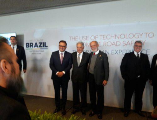ONU CONHECE EXPERIÊNCIA BRASILEIRA
