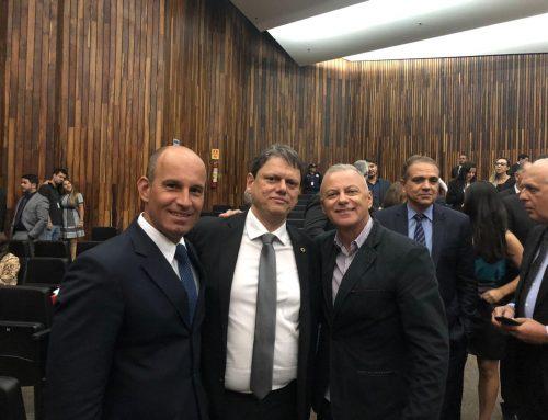 ABEETRANS PARTICIPA DA POSSE DA NOVA DIRETORIA DO DNIT