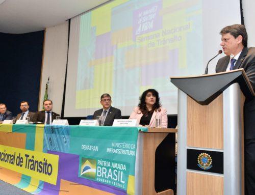 ABEETRANS PARTICIPA DO LANÇAMENTO DA CAMPANHA NACIONAL DO TRÂNSITO