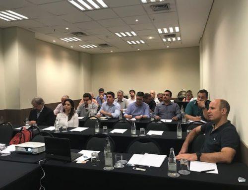 REUNIÃO PARA AVALIAÇÃO DO PROJETO BR LEGAL