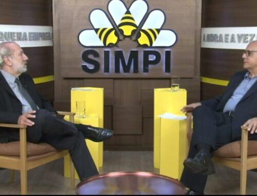 Presidente executivo da Abeetrans participa de entrevista na TV Simpi