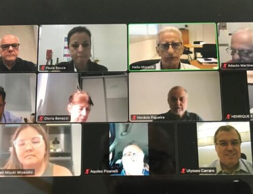 Abeetrans participa de reunião com ABNT
